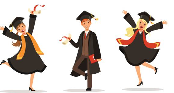 Mosonic Graduation