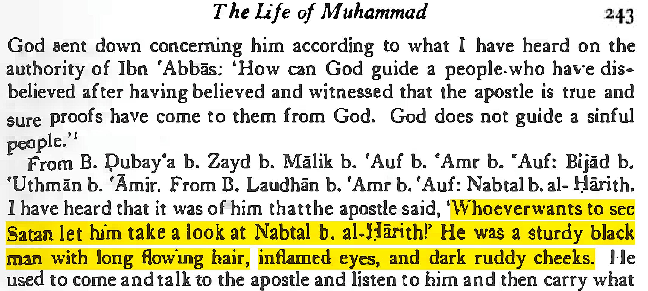 Muhammad's Slaves
